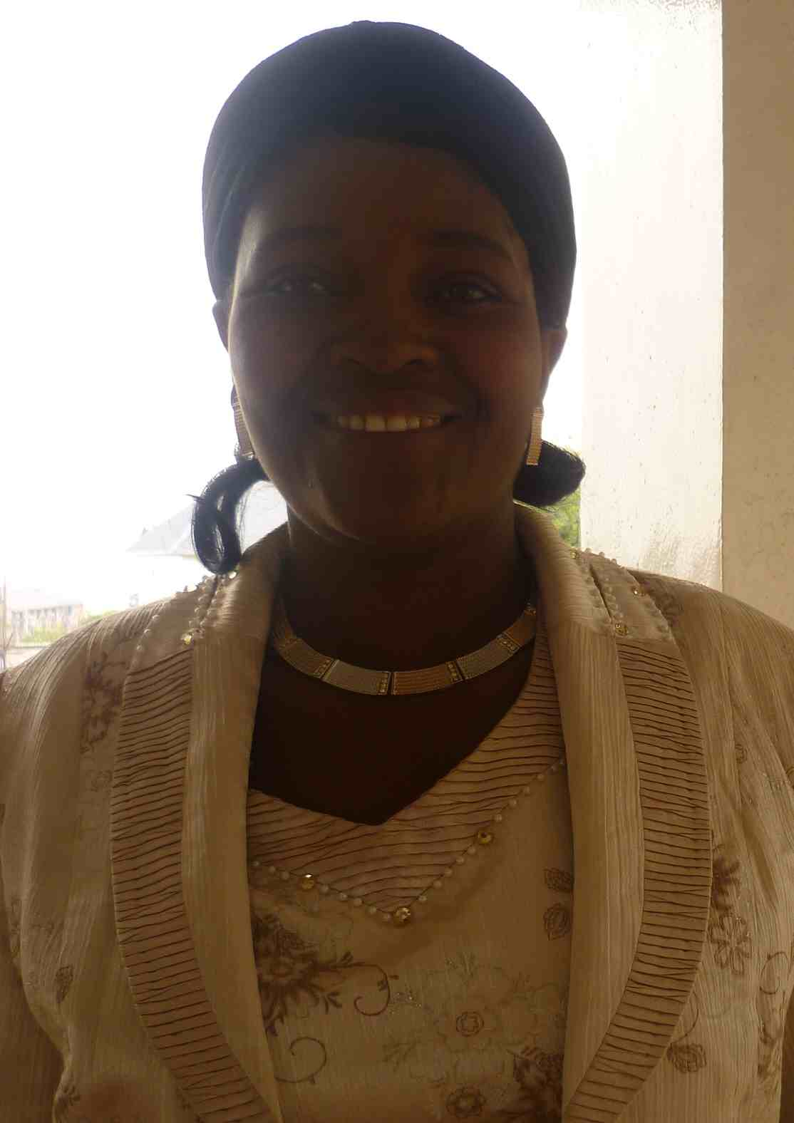 Lola MUKANIRE-Chef de service livraison
